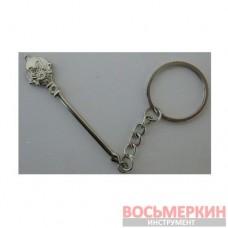 Брелок Холодное оружие серебро 56622