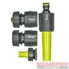 Комплект 4 элемента на шланг Lime Line Soft 1/2 LE-S5500-12K Bradas