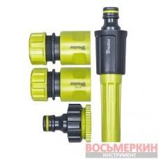 Комплект 4 элемента на шланг Lime Line 1/2 LE-05500-12K Bradas