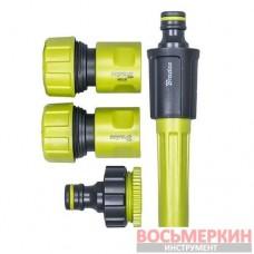 Комплект 4 элемента на шланг Lime Line 3/4 LE-05500-34K Bradas