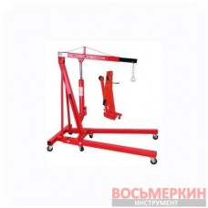 Кран гидравлический складной 2000 кг ZX0601B Best