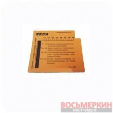 Комплект карточек для дизельного компрессометра 366_Артур Zeca