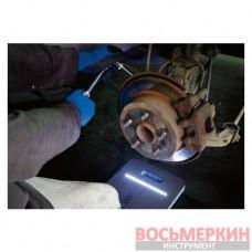 Коврик мягкий для механика 460 мм х 270 мм с подсветкой 9TG12 KingTony