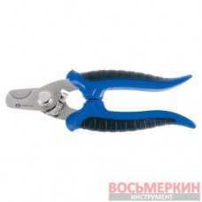 Ножницы электрика для резки кабеля 10 мм длина 158 мм 6AB21-65 KingTony