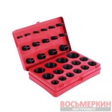 Набор резиновых сальников 382 ед. АТ-5382, Intertool КНР