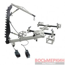Рихтовочный стапель стенд передвижной VE-800B