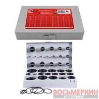 Набор резиновых сальников 407 ед. АТ-5407, Intertool КНР