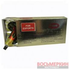 Набор камерных латок Omni круглые 30 мм 50 шт Mini + клей 10+