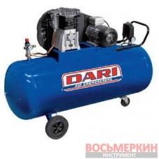 Компрессор 200л 10 атм 330 л/мин 380В DEC 200/2800B-3T 28LC541FDR141 Dari