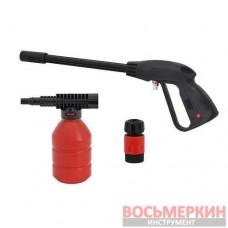 Мойка высокого давления 1500Вт, 6 л/мин, 75-135бар DT-1504.0 Intertool