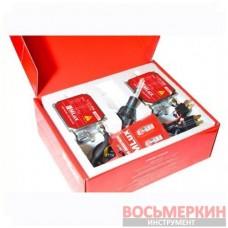 Комплект Simple H13 BI, 35 Вт, 5000°К, 9-16 В 118211530 Mlux