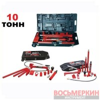 Набор для рихтовки и правки кузова гидравлический 10т T71001L Torin
