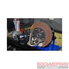Стенд проточки тормозных дисков на автомобиле BM4000 Украина