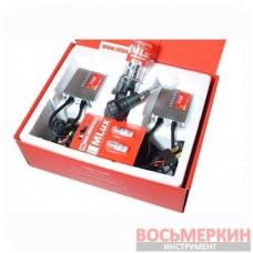 Комплект Simple Negative H4/9003/HB2 BI, 35 Вт, 6000°К, 9-16 В 125211632 Mlux