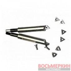 Комплект резцов к стенду для проточки тормозных дисков BM (10шт.) Украина