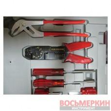 Набор инструмента с комплектом метизов и аксессуаров 100ед. ET-5126 Intertool