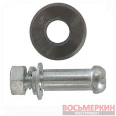 Колесо сменное для плиткореза с осью 16*2*6мм HT-0348 Intertool