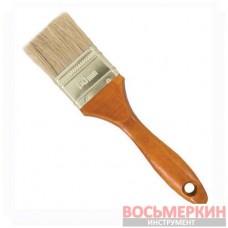 Кисть флейцевая 25 мм х 12 мм х 38 мм KT-1025 Intertool