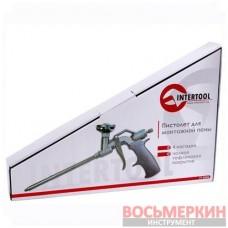 Пистолет для монтажной пены профессиональный PT-0606 Intertool