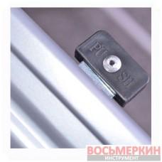 Стремянка алюмин. 2 ступени, высота до платформы 410мм LT-1002 Intertool
