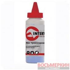 Мел трассировочный 115 г., синий MT-0005 Intertool