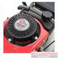 Газонокосилка бензиновая 4.5HP, 3.4кВт, ширина среза 460мм LM-4545 Intertool