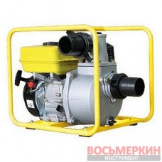 Мотопомпа 6,5 лс GP80 Intertool
