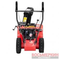 Снегоуборщик бензиновый 5 скоростей+2 задние SN-5500 Intertool