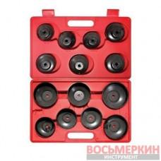 Набор съемников масляного фильтра HT-7204 Intertool