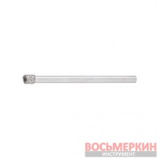 Коронка трубчатая по стеклу и керамике 4 мм SD-0342 Intertool