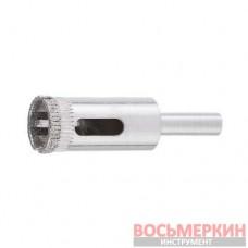 Коронка трубчатая по стеклу и керамике 16 мм SD-0351 Intertool