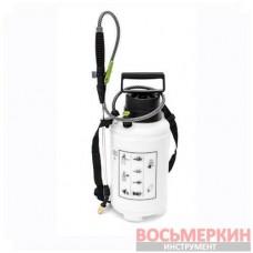 Опрыскиватель 5л., 2 сопла латунь+пластик FT-9005 Intertool