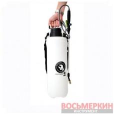 Опрыскиватель 10л., 2 сопла латунь+пластик FT-9007 Intertool