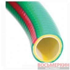 Шланг для воды 4-х слойный 1/2 10м армированный PVC GE-4101 Intertool