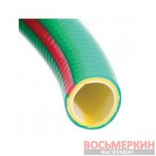 Шланг для воды 4-х слойный 3/4 10м армированный PVC GE-4121 Intertool