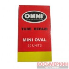 Латка камерная овальная Mini № 16 40 х 30 мм Omni