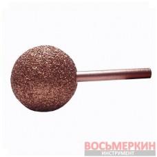 Шлифовальный шарик медный диаметр 36 мм