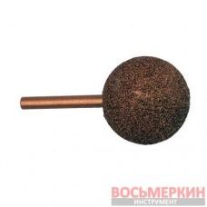 Шлифовальный шарик медный диаметр 38 мм