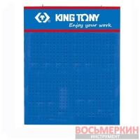Перфорированная панель инструментальная 87203 King Tony