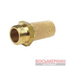 Глушитель звука пневматический латунный 1/2 SFSC-04 Airkraft