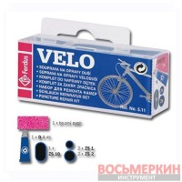 Аптечка для ремонта велосипедных камер и шин 5.11 Ferdus Чехия