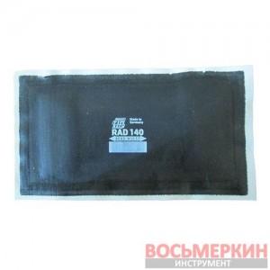 Ремонтный пластырь TL 140 100 мм х 195 мм Euro Tip top