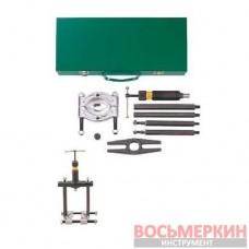 Гидравлический съемник с сепаратором 37,7 мм х L60 х 16 т AE310007 Jonnesway