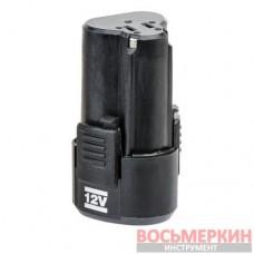 Аккумулятор Li-Ion 12В 1.3Ач для дрели-шуруповерта WT-0321 WT-0319 Intertool