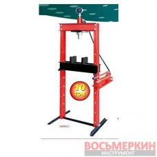 Пресс гидравлический 10 т OM0500-2 Ombra