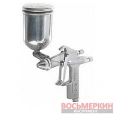 Пистолет покрасочный пневматический мини, форсунка 0.5мм, В/Б, 200мл PT-0303