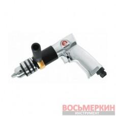 Дрель пневматическая с реверсом патрон 1.5-13мм 1/2 PT-0901 Intertool