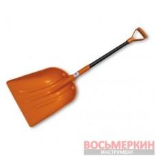 Лопата универсальная пластиковая с металлическим черенком KT-CXG809-M Bradas