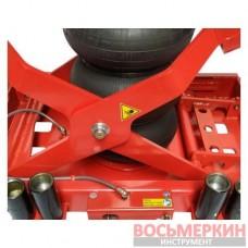 Траверса пневматическая ножничная усиленная 4,2 тонны TPNU-420 Airkraft