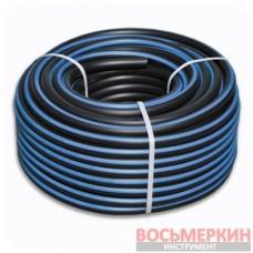 Шланг воздушный резиновый высокого давления армированный 10-16мм 40атм RH40101650 Италия цена за 1м